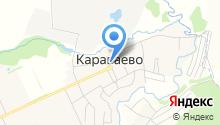 ЖКХ Караваево на карте