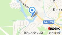 Клиника Ивановской Государственной Медицинской Академии на карте
