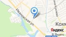 Традиция Иваново на карте