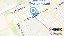 Lavash на карте