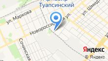 Автостекла на карте