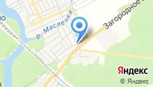 Ivanovo Sensor на карте