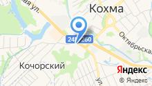 KSM на карте