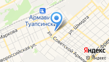 TezTour на карте
