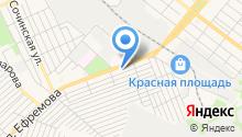 Соколов на карте