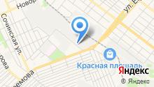 АрмавирКамазАвтоцентр, ЗАО на карте