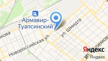 CREA`TIF на карте