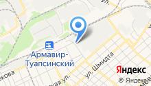 Южрегионпром на карте