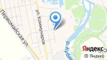 Мировая Техника Кубани на карте