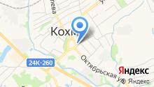 Фокус на карте