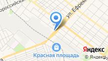 Армавирский Автоцентр плюс на карте