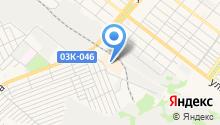 KinODrive на карте