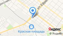 MART на карте