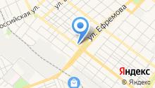 ТРИУМП БИРИНГ на карте