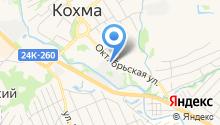 Крайтекс-Ресурс на карте