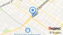 MAXX на карте