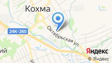 МеталлПроект на карте
