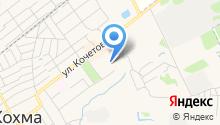 Комплексный центр социального обслуживания населения по городскому округу Кохма и Ивановскому муниципальному району на карте