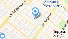 Axis-service на карте