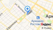 Мастерская по установке автостекол на карте