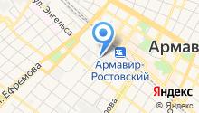 ArSu на карте