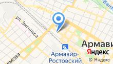 Адвокатский кабинет Фахрисламов Д.Ф. на карте