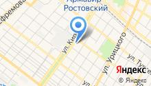 MUAR на карте