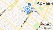 Агрокомплекс на карте
