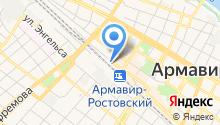 Адвокатский кабинет Гурьянова С.В. на карте