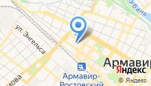 Альфа-Клининг на карте