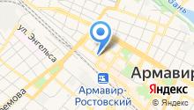 Адвокатский кабинет Санвелян К.Р. на карте
