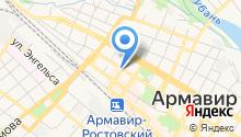 Адвокатский кабинет Алиханян Л.А. на карте