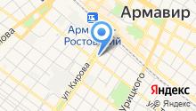 Адвокатский кабинет Горностаев А. С. на карте