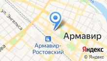 ЭРГО, САО на карте