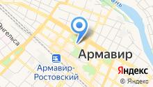 Адвокатский кабинет Малочинской Е.И. на карте