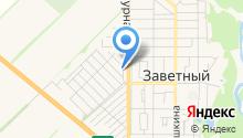 Архангельский лес на карте