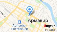 Адвокатский кабинет Рябовой А.В. на карте