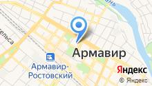 Агентство недвижимости на карте