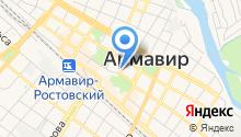 Адвокатский кабинет Запевалова Л.В. на карте
