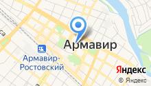 Адвокатский кабинет Шефелевой Е.А. на карте