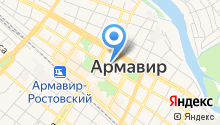 Адвокатский кабинет Арутюнова В.Э. на карте