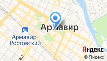 Адвокатский кабинет Наниева А.И. на карте