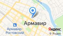 Адвокатский кабинет Черкашиной Д.Б. на карте