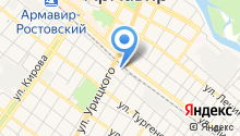 MAXCAR на карте