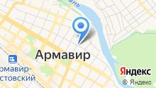 AllOnSite на карте