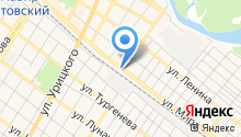 АЗС RUSOIL на карте