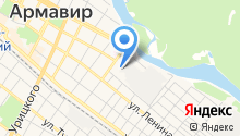 81-й Бронетанковый ремонтный завод на карте