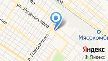 Smile сервис на карте