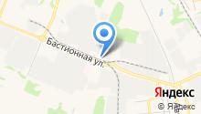 Бастион-Сервис на карте