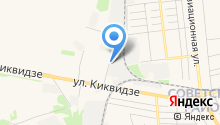 АвтоАльянс на карте